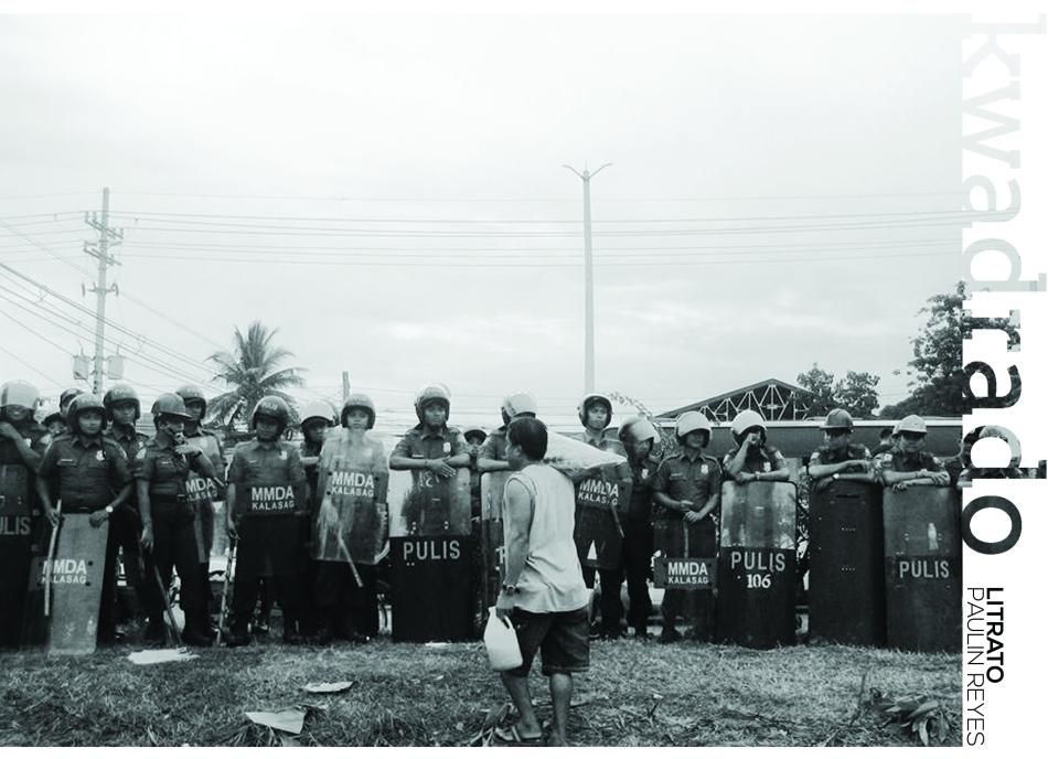 Kwadrado | ni Paulin Reyes